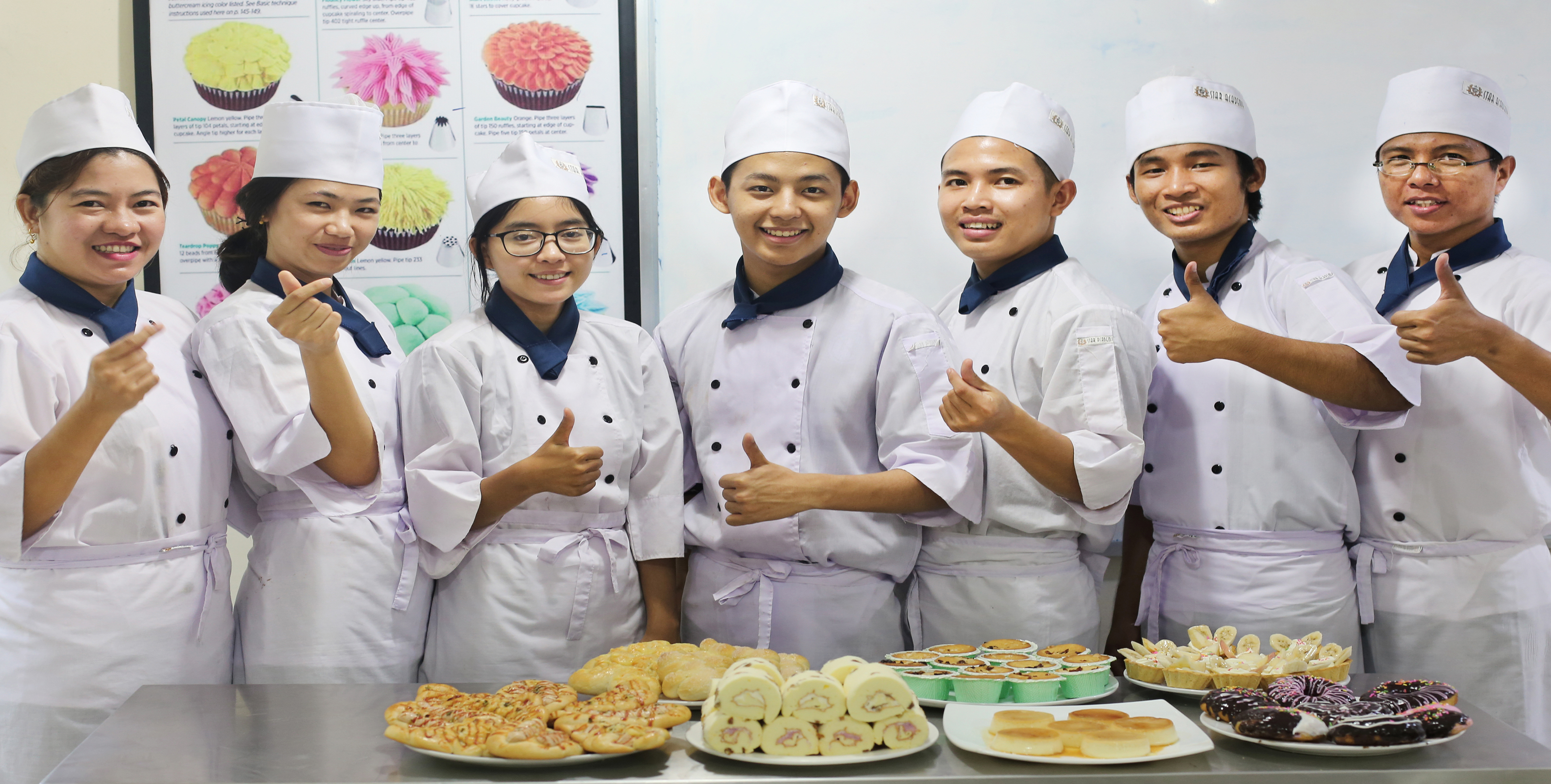 Bakery and Pastry Course