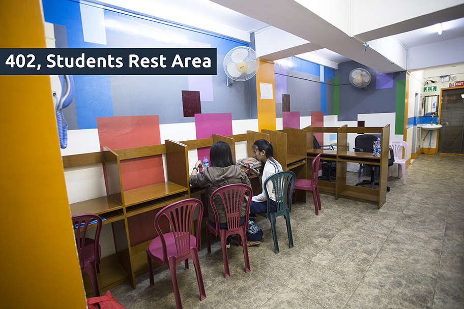 Student Rest Area