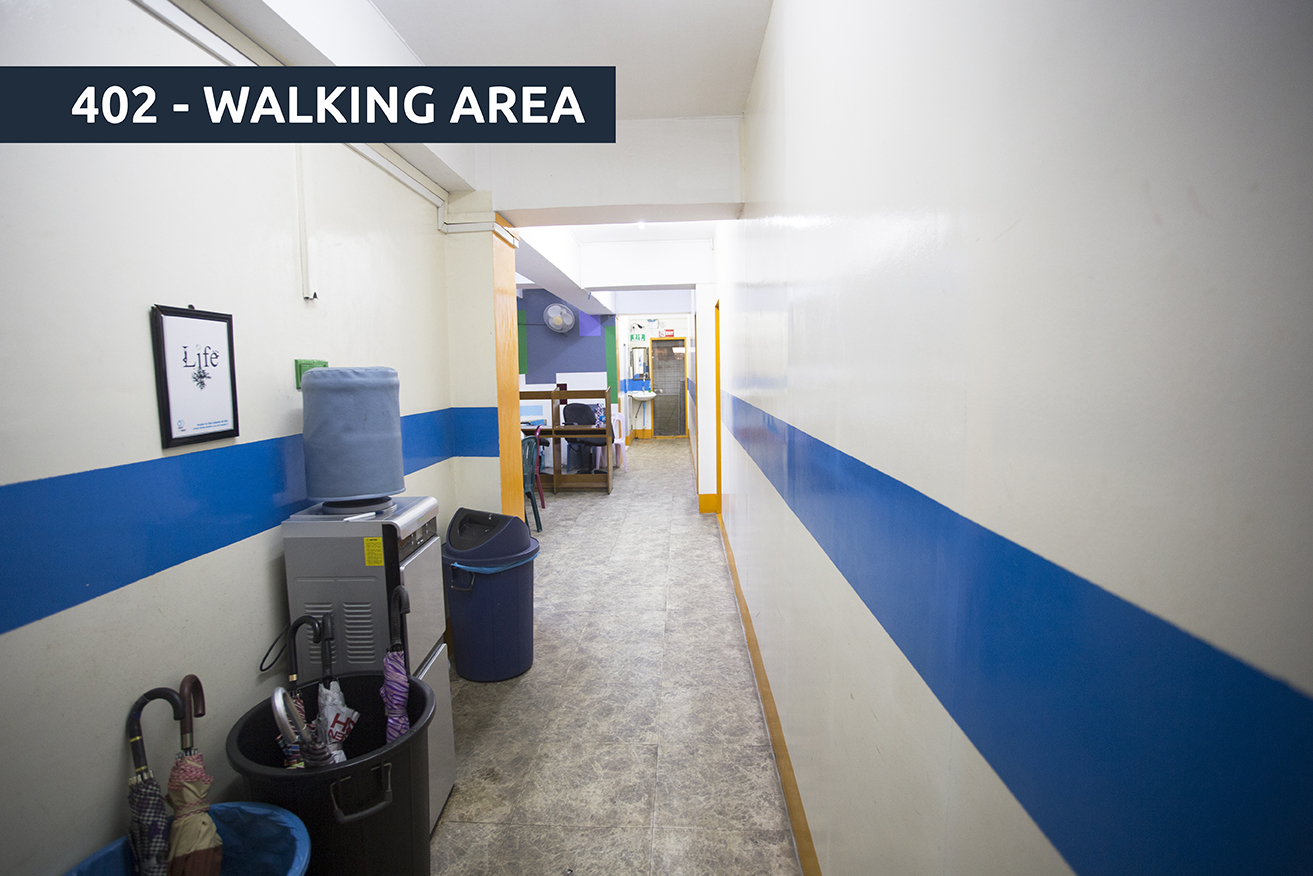 Star Academy Walking Area