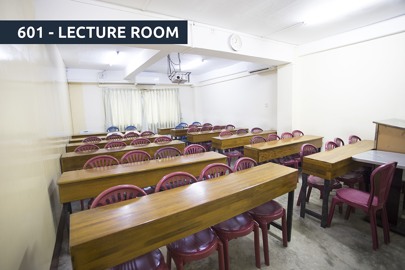 Star Academy Lecture Room