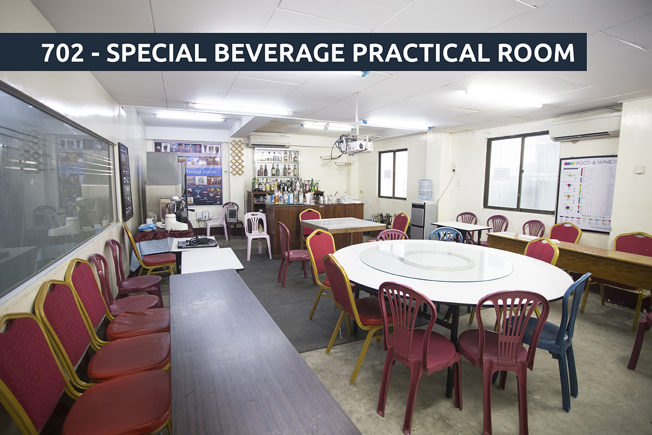 Star Academy Special Beverage Room