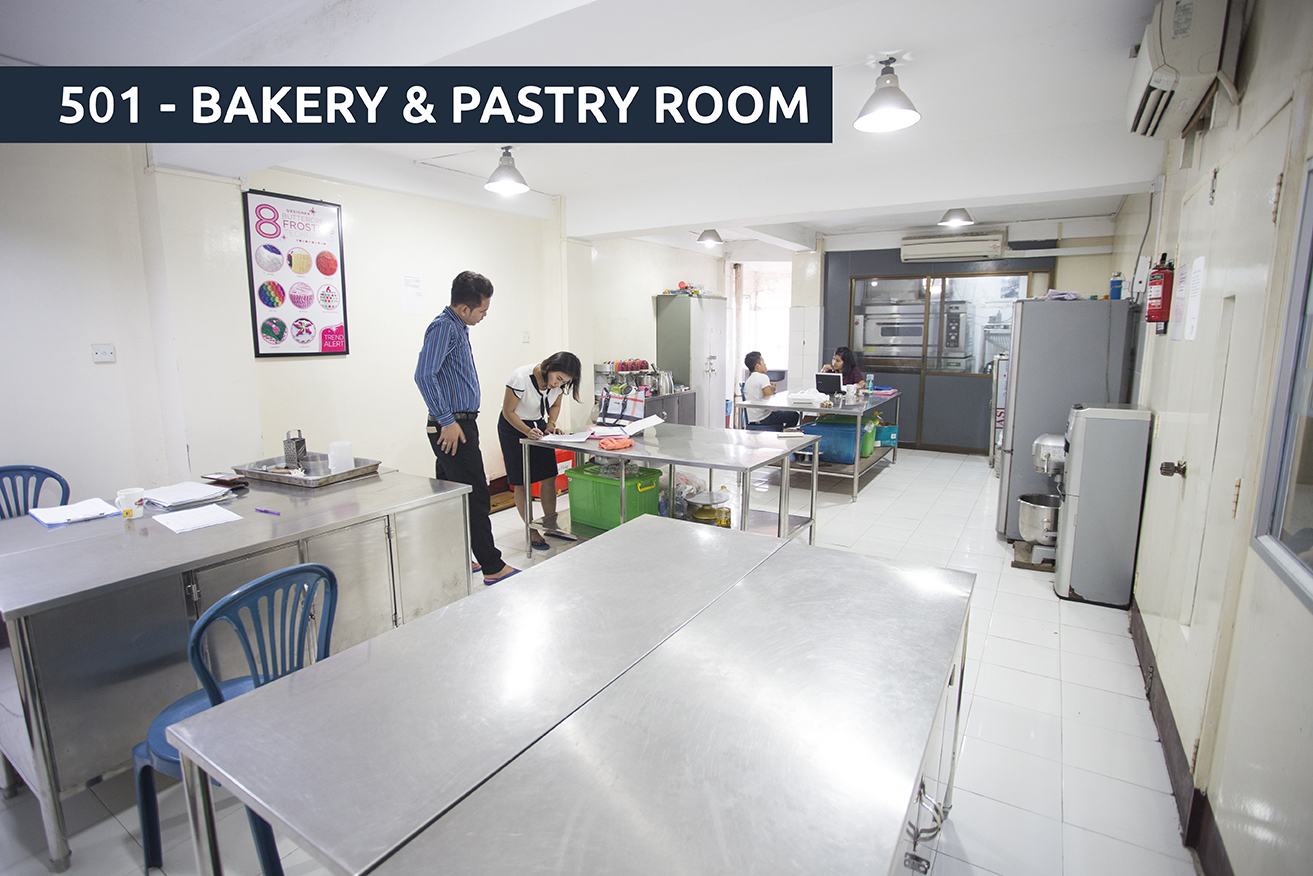 International Bakery and Pastry Room