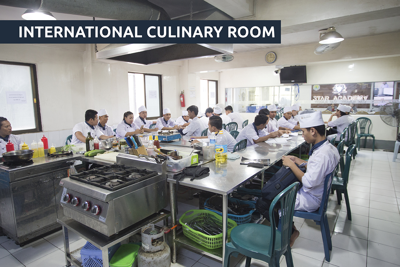 International Culinary Room
