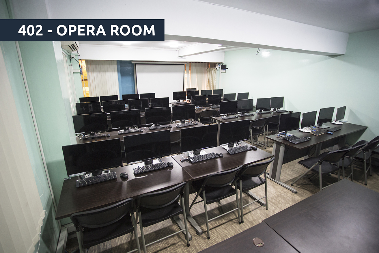 Star Academy Opera Room