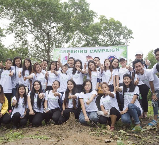 Greening Campaign